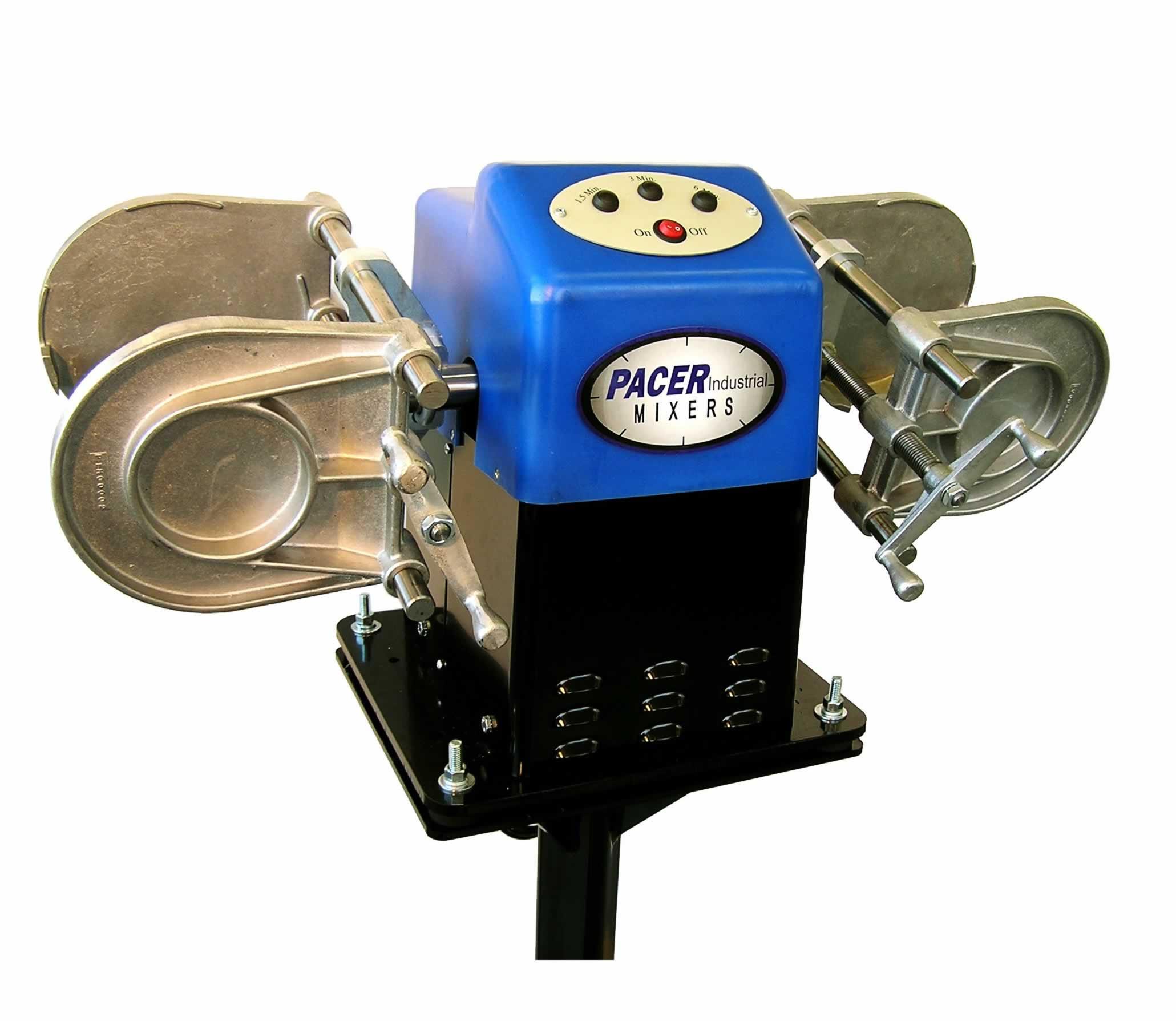 Pacer dual pb industrial paint mixer paint shaker for 5 gallon paint mixer